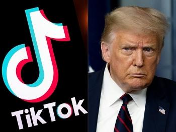Thẩm phán tòa án liên bang tại thủ đô Washington bác lệnh cấm TikTok của ông Trump