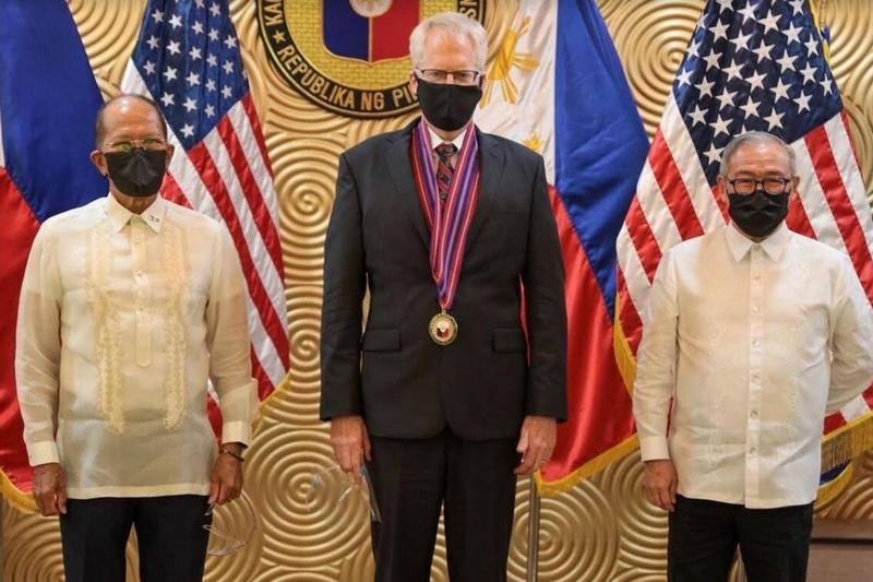 Hành động cuối của chính quyền ông Donald Trump với Philippines