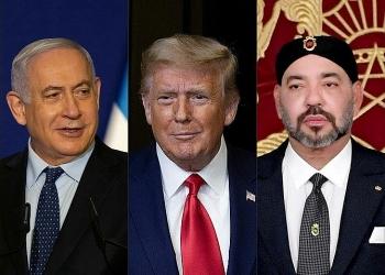 Mỹ làm cầu nối trung gian cho Morocco bình thường hóa quan hệ với Israel