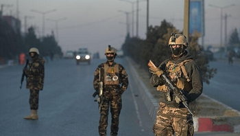 Hơn 30 phiến quân miền Đông bị Afghanistan không kích tiêu diệt