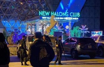 Cảnh sát đột kích vũ trường New Hạ Long phát hiện gần 100 dân chơi sử dụng ma túy
