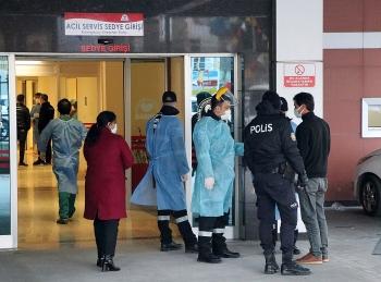 Cháy bệnh viện ở Thổ Nhĩ Kỳ, 10 bệnh nhân COVID-19 thiệt mạng