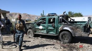 Ít nhất 7 người thiệt mạng trong 2 vụ đánh bom xe liên tiếp ở Afghanistan