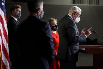 Hạ viện Mỹ chặn gói tài chính giảm thiểu tác động Covid-19 mới của ông Trump