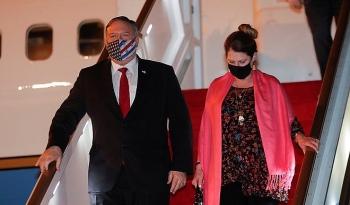 Phu nhân của Ngoại trưởng Mỹ Mike Pompeo nhiễm Covid-19