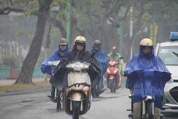 Thời tiết 29/12: Không khí lạnh cường độ mạnh bắt đầu ảnh hưởng miền Bắc