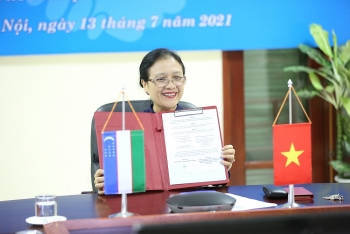 Xây dựng khung pháp lý ổn định, toàn diện cho quan hệ hợp tác nhân dân Việt Nam - Uzbekistan
