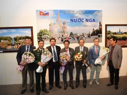 """""""Nơi ấy nước Nga"""" – ghi sử bằng hình ảnh về tình hữu nghị Việt Nam – Nga"""