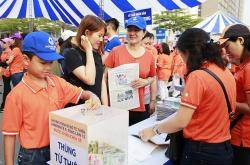 Đi bộ từ thiện Lawrence S. Ting lần thứ 15 gây quỹ 3,1 tỉ đồng