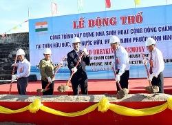 khanh thanh kenh thoat nuoc hien dai do chinh phu bi tai tro tai ninh thuan