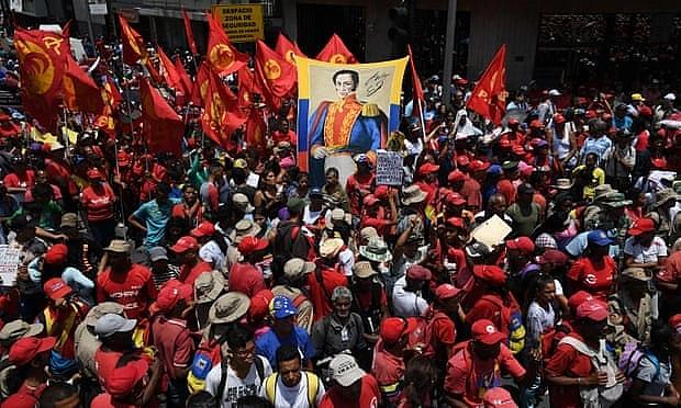 dao chinh chim xuong venezuela ve dau