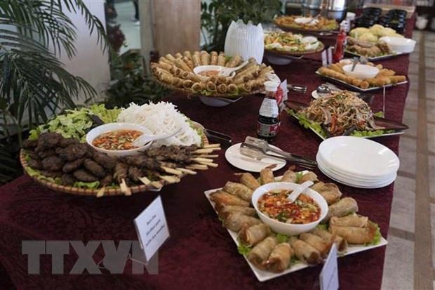 festival van hoa am thuc diem nhan nam cheo viet nga