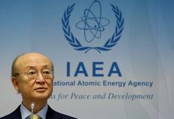 iaea iran dang tang cuong lam giau uranium
