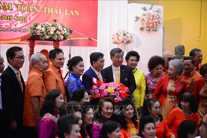 tong hoi nguoi viet tai thai lan ra mat ban chap hanh nhiem ky 2019 2021