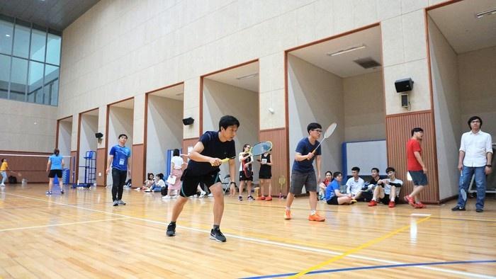 1000 sinh vien tham gia dai hoi the thao sinh vien viet nam tai han quoc 2019