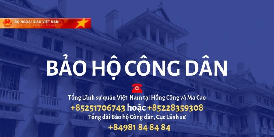 tong lanh su quan viet nam tai hong kong tang cuong phuong an bao ho cong dan