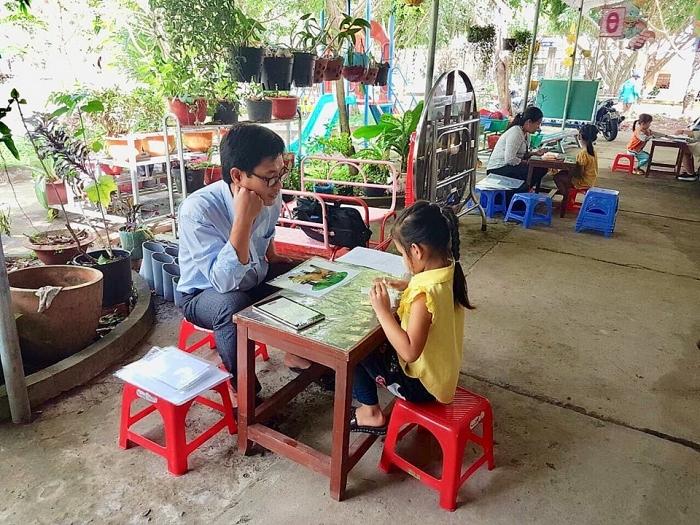 hon 27000 tre em thiet thoi duoc huong loi tu du an cua save the children