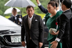 di chung tu vu nga xe may tong thong philippines phai bo do su kien
