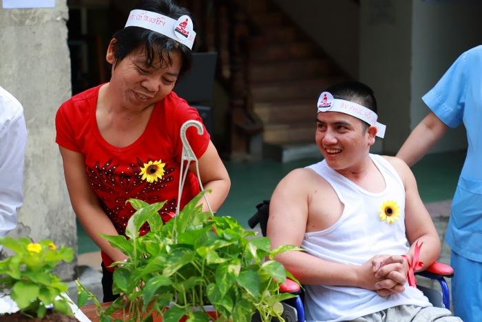 ngay hoat dong tri lieu 2019 nang cao nhan thuc se chia yeu thuong