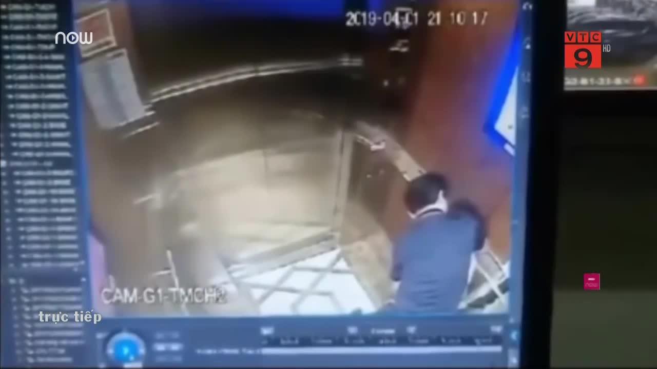 Thêm 2 clip vụ nguyên Viện phó VKS Nguyễn Hữu Linh sàm sỡ bé gái trong thang máy